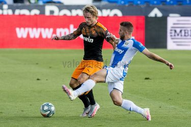 Valencia's season set to end in misery after 1-0 defeat to 10-man Leganes