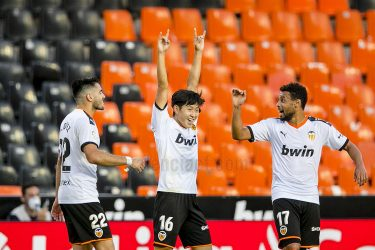 Los Che snap losing streak with a 2-1 victory over Real Valladolid