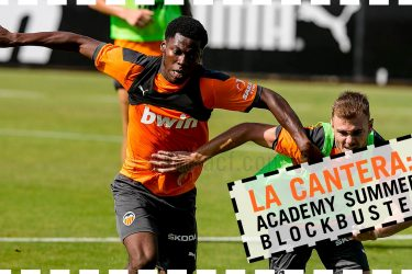 Does a player lack speed or strength? Valencia's academy uses science to find out