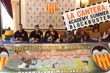 Valencia eye Casablanca after setting up academy in Marrakech