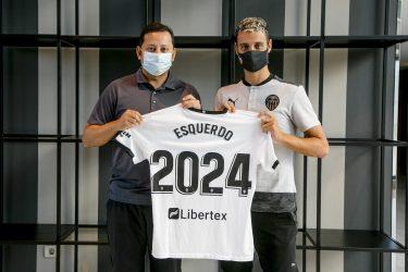 Vicente Esquerdo signs till 2024