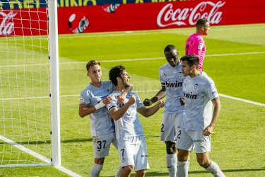 Valencia fall 1-2 to Villarreal despite spirited display
