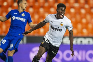 I will get better: Yunus Musah