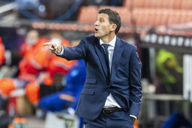 Javi Gracia dismissed as Valencia coach