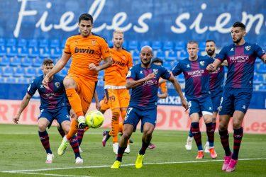 Beware the Grim Reaper: Valencia relegate Huesca in goalless stalemate