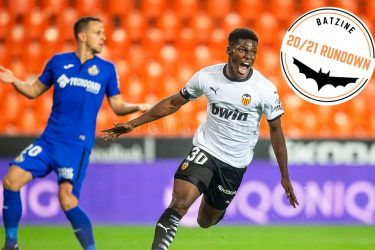 What a beauty! 5 best Valencia goals this season