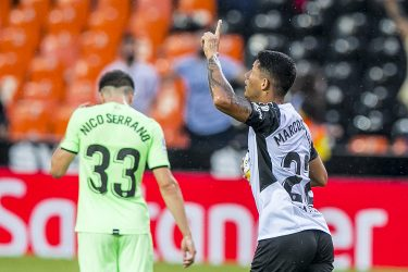 Marcos Andre rescues late point for Valencia against Bilbao