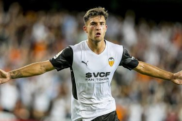Call him Hu-goal: Duro wants to become Valencia's goal machine